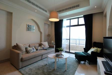 1 Bedroom Apartment for Rent in Downtown Dubai, Dubai - Fully Furnished with Full Burj Khalifa View