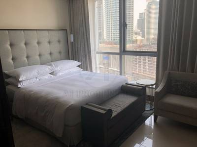 1 Bedroom Apartment for Rent in Downtown Dubai, Dubai - Luxurious 1 Bedroom in The Address Downtown