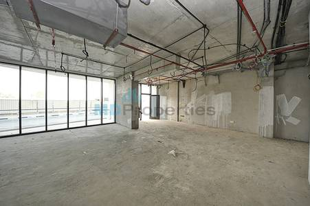 Shop for Rent in Dubai Silicon Oasis, Dubai - Shell and Core Retail Space