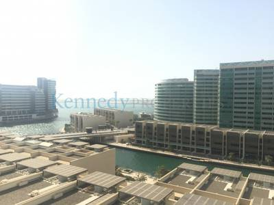 1 Bedroom Apartment for Sale in Al Raha Beach, Abu Dhabi - Full Sea View Perfect 1 Bedroom for investment
