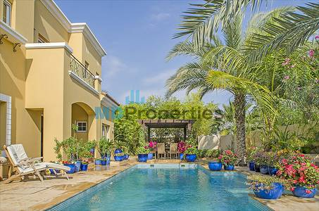 6 Bedroom Villa for Sale in Arabian Ranches, Dubai - Stunning Type 18 | Private Pool | Vacant