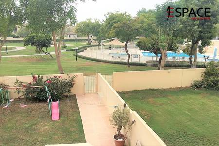 3 Bedroom Villa for Rent in The Springs, Dubai - Backing Pool and Park - Upgraded - 4CHQS