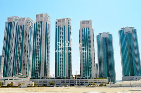 2 Bedroom Flat for Sale in Al Reem Island, Abu Dhabi - 2-bedroom-apartment-marinablue-marinasquare-reemisland-abudhabi-uae