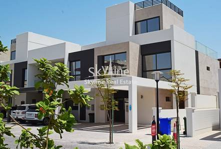 3 Bedroom Townhouse for Sale in Zayed Sports City, Abu Dhabi - 3-bedroom-townhouse-faya-bloomgardens-salam-abudhabi-uae