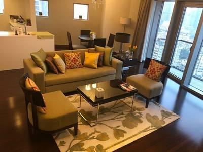 1 Bedroom Flat for Rent in Downtown Dubai, Dubai - Furnished 1BR including bills