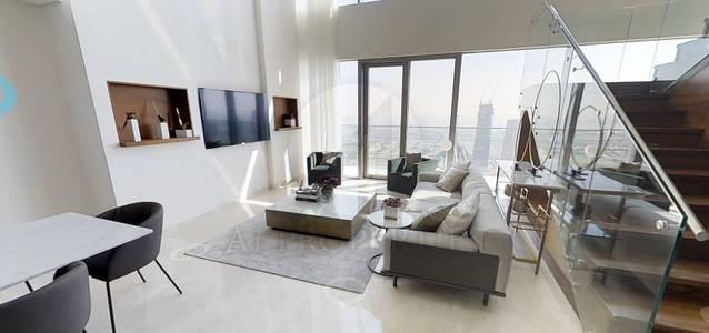 4 Bedroom Penthouse for Rent in Dubai Marina, Dubai - Brand New 4BR Duplex Penthouse Golf View