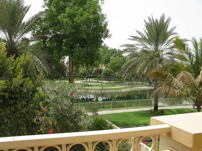 3 Bedroom Villa for Rent in The Springs, Dubai - Type 3E Villa with Lake  and Park View