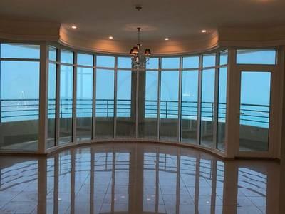 3 Bedroom Apartment for Rent in Dubai Marina, Dubai - Huge 3BR plus Maid Sea View Vacant in Marina