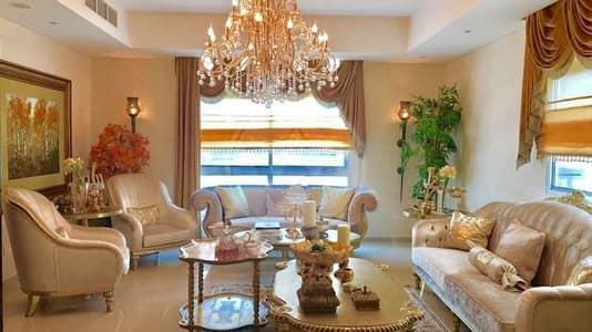4 Bedroom Villa for Rent in Al Forsan Village, Abu Dhabi - LUXURIOUS DETACHED FULLY-FURNISHED VILLA