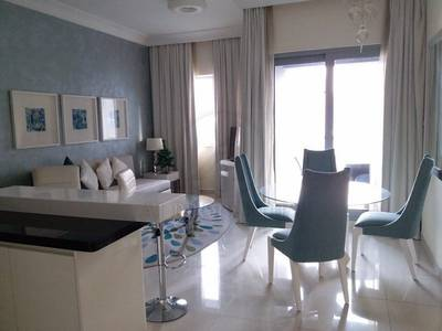 1 Bedroom Flat for Rent in Downtown Dubai, Dubai - Furnished 1BR