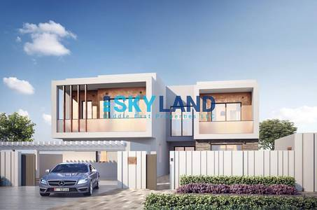 4 Bedroom Villa for Sale in Yas Island, Abu Dhabi - luxury 4beds 0%service charge for 5years