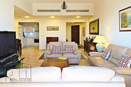 شقة 3 غرفة نوم للبيع في مدينة دبي الرياضية، دبي - Upgraded 3 bed penthouse with golf views