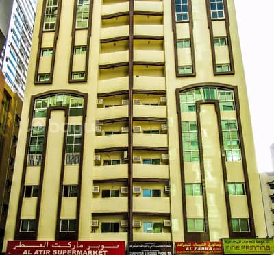 2 B/R Hall Flat With Balcony & Split Ducted A/C in Al Qasimia area
