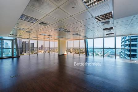 Office for Rent in Jumeirah Lake Towers (JLT), Dubai - Office For Lease | Corner Unit  | Indigo Icon