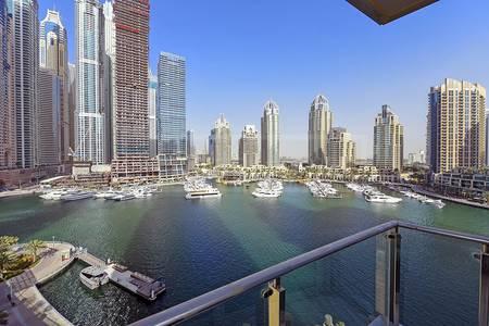 1 Bedroom Flat for Sale in Dubai Marina, Dubai - Furnished Vacant on Transfer in Marina Terrace