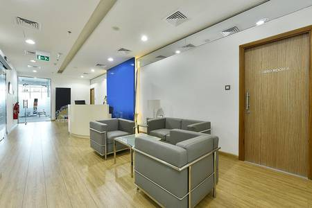 Office for Rent in Jumeirah Lake Towers (JLT), Dubai - Fully Furnished | Partitioned | 65/sq.ft