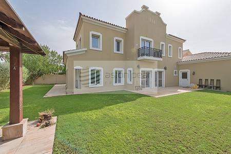 4 Bedroom Villa for Sale in Arabian Ranches, Dubai - Large Vacant Corner Plot | Huge Extension