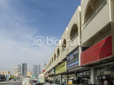 Shop for Rent in Industrial Area, Sharjah - Building Materials Showroom for Rent!!!!