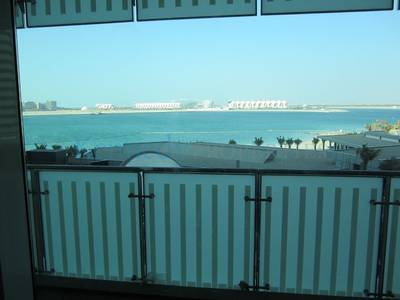 3 Bedroom Apartment for Rent in Al Raha Beach, Abu Dhabi - Maha full sea view 3 bedroom with maids