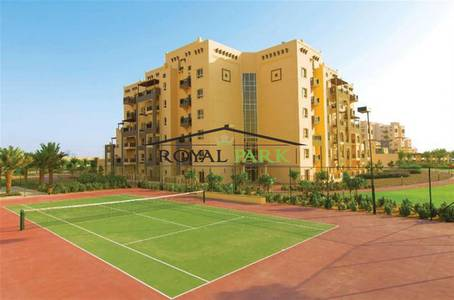 1 Bedroom Apartment for Rent in Dubai Studio City, Dubai - Apartment For RENT in Remraam al Thamam with Garden View . The Property is fresh  & CALL for further details.