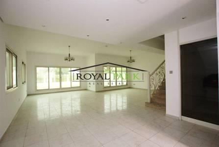4 Bedroom Villa for Sale in Jumeirah Village Circle (JVC), Dubai - Detached Vacant unused 4br+maid circle villas
