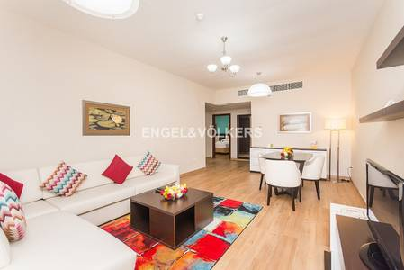 1 Bedroom Hotel Apartment for Rent in Al Barsha, Dubai - Exclusive | Bills incl | Fully Serviced.