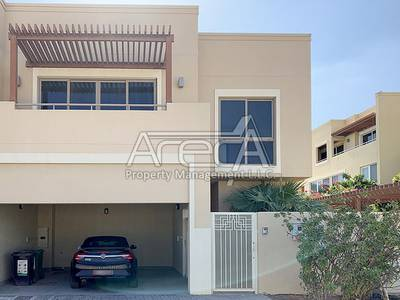 Townhouse for Rent in Al Raha Gardens, Abu Dhabi - Marvelous, Deluxe 4 Bed Townhouse! Al Raha Gardens with Facilities!