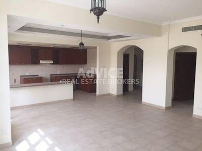 2 Bedroom Flat for Rent in Green Community, Dubai - Vacant 2bed + store in Lake Apt