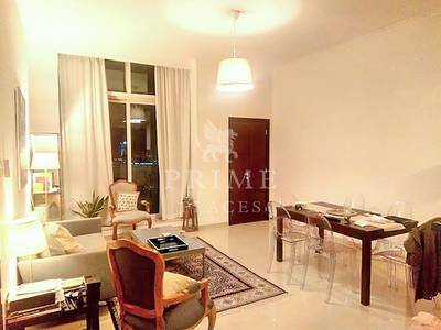 1 Bedroom Apartment for Rent in Dubai Marina, Dubai - High floor * Amazing sea and JBR Views *