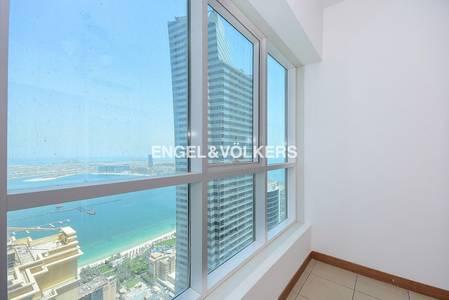 3 Bedroom Flat for Rent in Dubai Marina, Dubai - Good Location| Sea and Golf Course Views