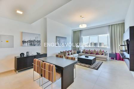 1 Bedroom Hotel Apartment for Rent in Al Barsha, Dubai - Exclusive | Fully serviced and furnished