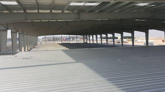 Industrial Land for Sale in Dubai Industrial Park, Dubai - Land with 25% Complited Warehouse in Dubai Industrial City Available for Urgent Sale