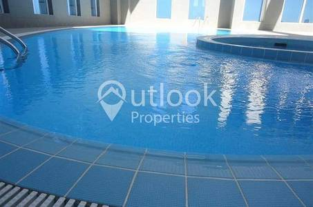 Studio for Rent in Electra Street, Abu Dhabi - Nice view studio apartment with gym pool in electra street