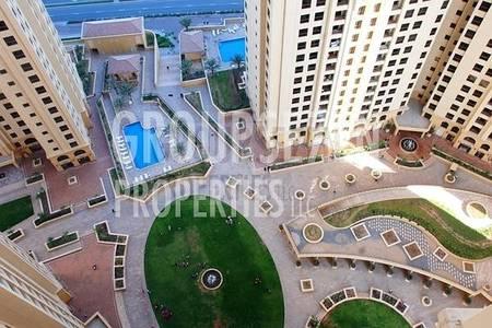 2 Bedroom Flat for Rent in Jumeirah Beach Residence (JBR), Dubai - The best 2 Bedroom in Murjan JBR for Rent