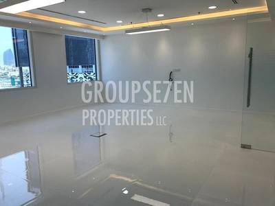 Office for Rent in Business Bay, Dubai - Amazing Large Newly Fitted Office Space in Bay Square Business Bay
