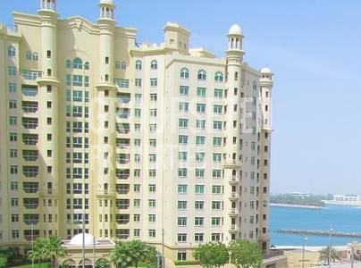 2 Bedroom Apartment for Rent in Jumeirah Heights, Dubai - 2 BR in Shoreline Apartments for rent Right side