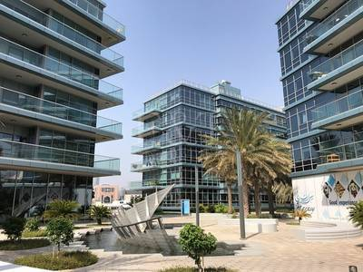 1 Bedroom Apartment for Rent in Al Bateen, Abu Dhabi - Waterfront Living! Balcony With Sea View
