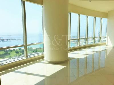3 Bedroom Flat for Rent in Corniche Area, Abu Dhabi - Breath Taking Sea And City Skyline Views