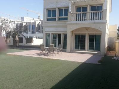2 Bedroom Villa for Rent in Jumeirah Village Triangle (JVT), Dubai - 2 BR Landscape garden Villa Payable in 2 Cheques