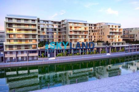 1 Bedroom Apartment for Sale in Al Raha Beach, Abu Dhabi - 1% downpayment 1% monthly furnished 1bed