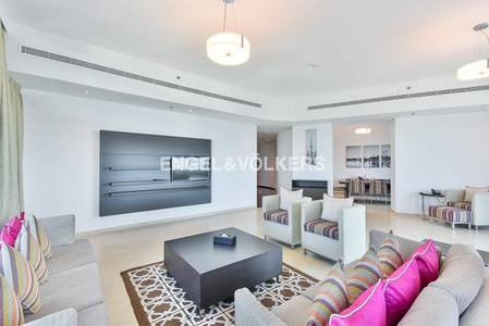 4 Bedroom Hotel Apartment for Rent in Al Barsha, Dubai - Exclusive | All bills included |Serviced
