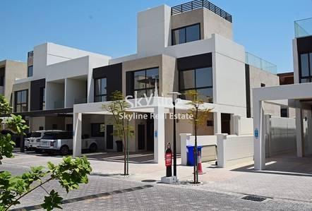 5 Bedroom Townhouse for Rent in Al Salam Street, Abu Dhabi - 5-bedroom-townhouse-faya-bloomgardens-salam-abudhabi-uae