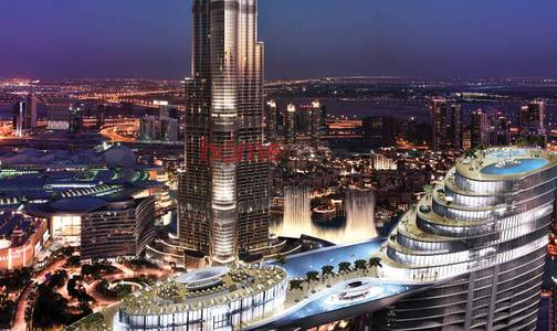 2 Bedroom Apartment for Sale in Downtown Dubai, Dubai - 2 Bedroom Apartment