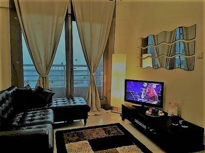 1 Bedroom Flat for Rent in Dubai Marina, Dubai - Fully Furnished One Bed Chiller Free