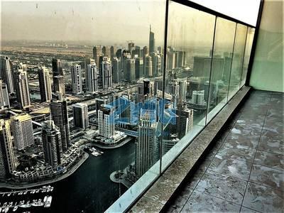 1 Bedroom Flat for Rent in Dubai Marina, Dubai - Biggest 1 Bed| Full Marina View| Furnished