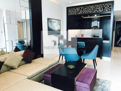 1 Bedroom Apartment for Sale in Downtown Dubai, Dubai - Cheapest  Fully Furnished 1BR Apartment at UpperCrest - Downtown