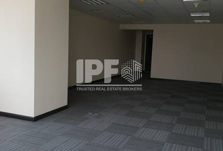 Office for Rent in Jumeirah Lake Towers (JLT), Dubai - Vacant |Fitted | Mazaya Business Ave AA1