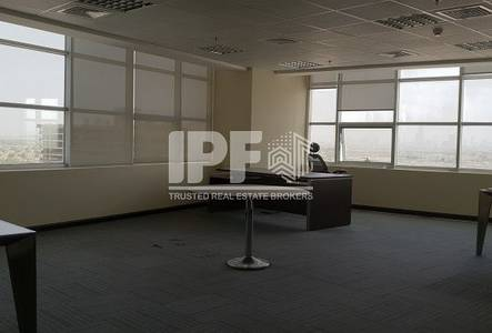 Office for Rent in Jumeirah Lake Towers (JLT), Dubai - Fitted | Vacant | Mazaya Business Ave AA1