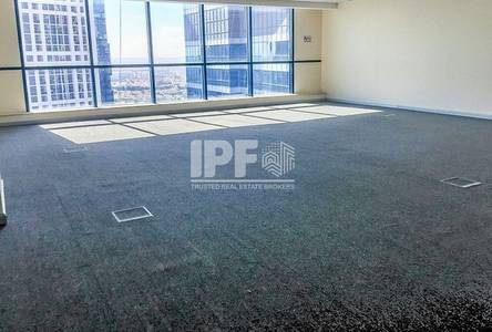 Office for Rent in Jumeirah Lake Towers (JLT), Dubai - Vacant | Fully Fitted | Meadows View | X3