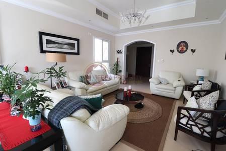 3 Bedroom Villa for Sale in Dubai Silicon Oasis, Dubai - Upgraded I Extended I Facing Park I Close to Pool